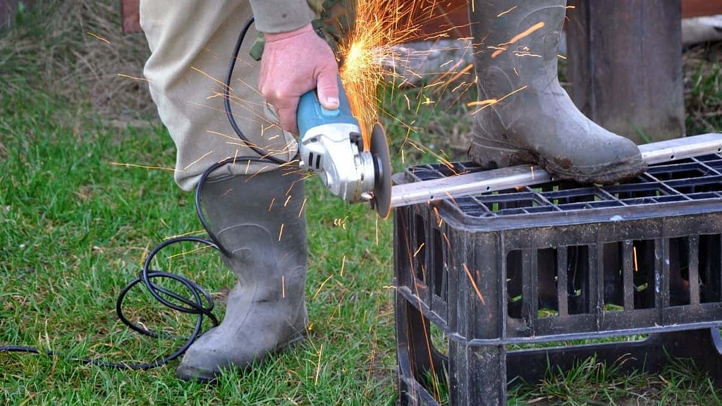Best Welding Work Boots