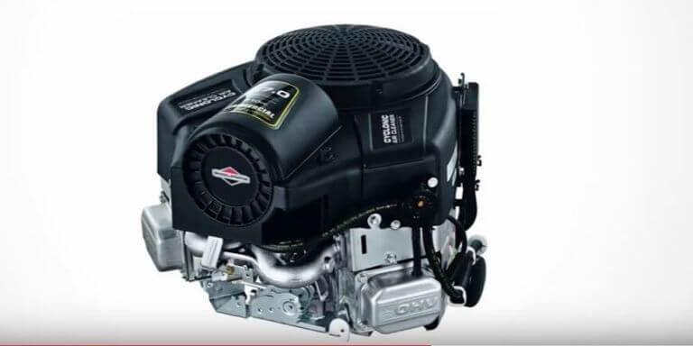 Lawn Mower Engine Works
